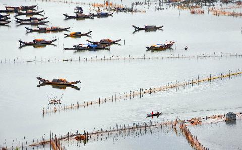 thua thien hue 4 Vẻ đẹp sông nước Thừa Thiên Huế