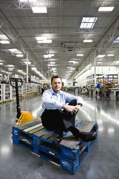 the Sam's Clob CEO Doug McMillon 2008
