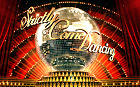 The Strictly Come Dancing glitterball