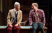 James and Jack fox in Dear Lupin