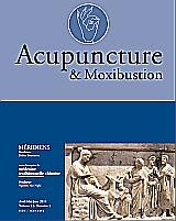 Acupuncture & moxibustion 13-2 (mars à juin 2014)