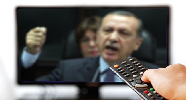 Erdoğan dönüyor, TV kumandalarına koşun!