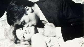 No Merchandising. Editorial Use Only  Mandatory Credit: Photo by SNAP/REX Shutterstock (390890dj)  FILM STILLS OF 'ECLIPSE - L'ECLISSE' WITH 1962, MICHELANGELO ANTONIONI, ALAIN DELON, ROMANCE, MONICA VITTI IN 1962  VARIOUS