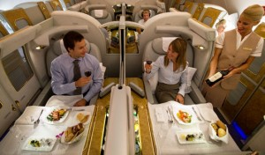emirates flight maldives first class honeymoon holiday 2015 review