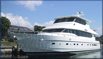 A Volonte' 82 ft. Motor Yacht