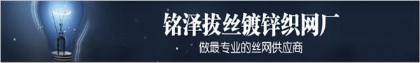 安平县铭泽拔丝镀锌织网厂首页