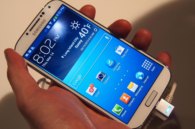 Samsung Galaxy S4 Abdroid Phone images 3