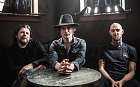 Glasgow indie rockers The Fratellis - Jon, Barry and Mince Fratelli