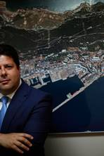 'Gibraltar is British,and it is going to stay British forever'