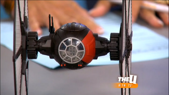 Star Wars Toy Reveal