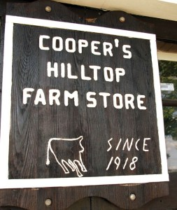 In Rochdale, Massachusetts, the Cooper family has been farming for nearly a century.