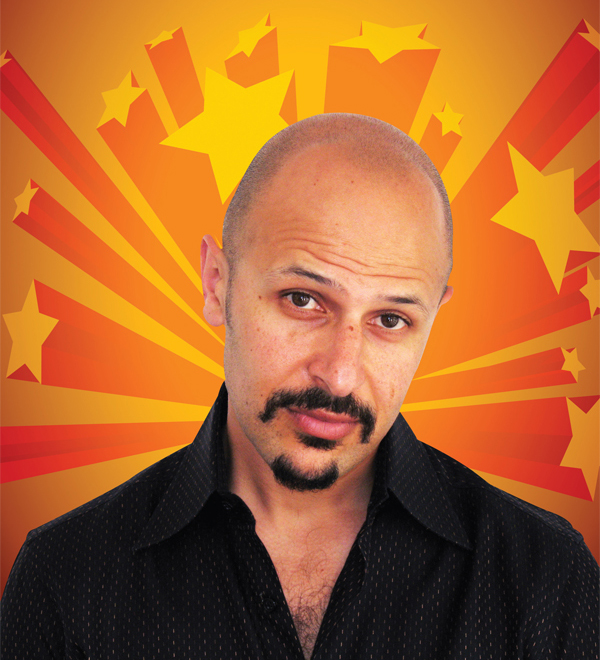 Into the Breach - Maz Jobrani
