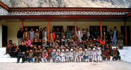 How Greg Mortenson Builds Schools in Pakistan - The Power of a Penny