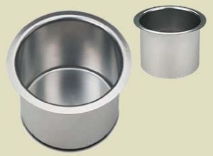 Silver Cup Holder