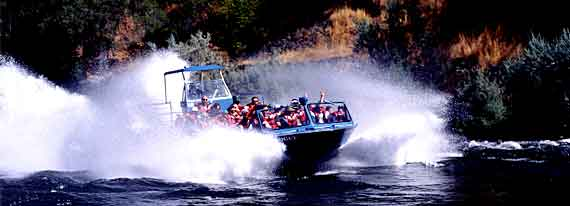 Tour Boat Rides on the Rogue River