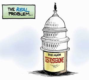 Political Cartoons on Congress