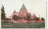 Central Texas College, Blooming Grove, Texas early 1900s