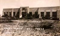 Borden County Courthouse, Gail, Texas
