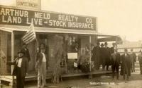 Arthur Nield Realty, Dumas, Texas 1900s