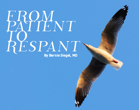 From Patient to Respant