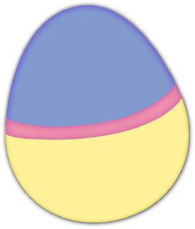 Easter Egg 2 cut file