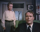 Leif Erickson in Invaders from Mars