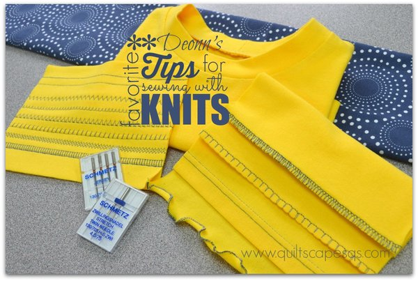 Knit Tips
