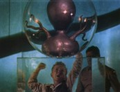 Jimmy Hunt attempts to defeat the Supreme Martian Intelligence