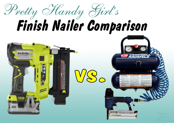 Finish Nailer Comparison