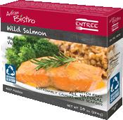 Wild Alaskan Salmon Meals