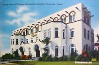 YMCA Building, Corsiciana, Texas 1940s