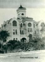 Aransas County Courthouse, Rockport, Texas 1910s