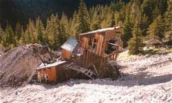 Visit the Mary Murphy Mine on your High Country Jeep Tour Adventure!