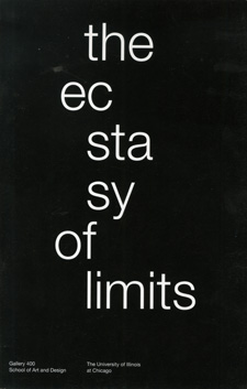 The Ecstasy Of Limits