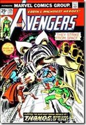P00121 - Los Vengadores v1 #125