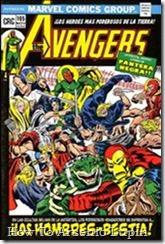 P00103 - Los Vengadores v1 #105