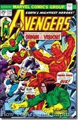 P00133 - Los Vengadores v1 #134