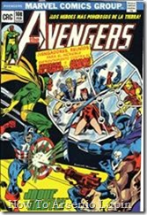 P00106 - Los Vengadores v1 #108