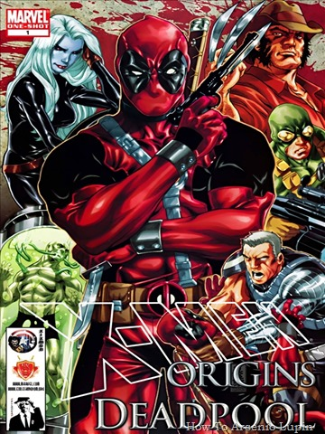 P00010 - X-Men Origins - Deadpool