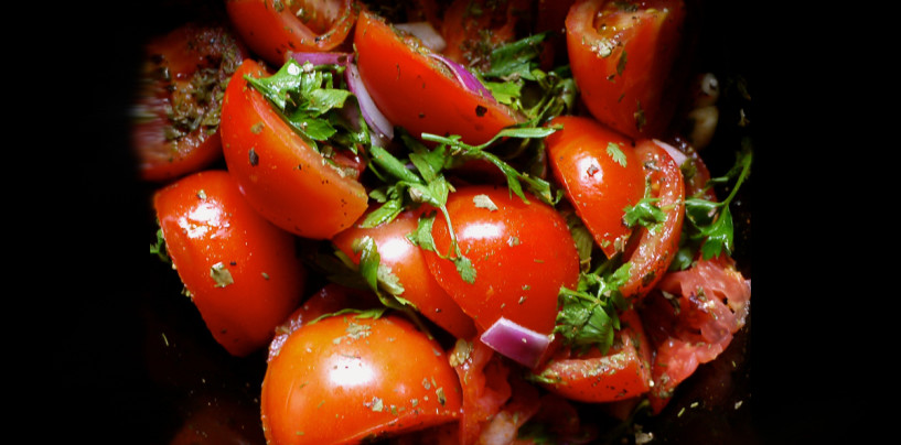 Incorporate Tomatoes into a Holiday Dinner
