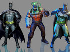 Check out this cool concept art for the Justice League game that never got made