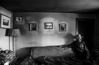 Cynthia Matty - John in his livingroom