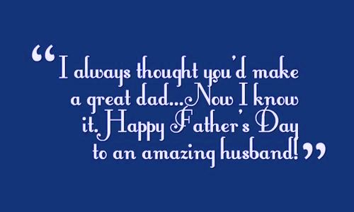 Happy Fathers Day 2018 Messages for Cards