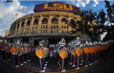 LSU Sports' Schedules