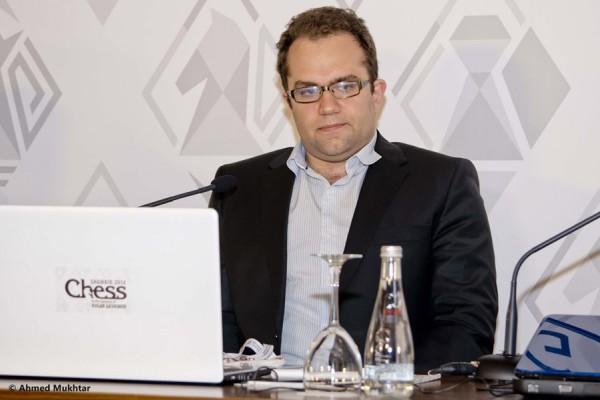 Pavwel Eljanov vince in solitario il torneo B