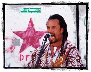 How Music Connects People - Michael Franti Shows That Music Connects Us – Even When War Seeks to Divide