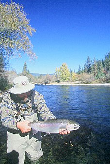 Rogue River - Oregon Fly Fishing - Flyfishing