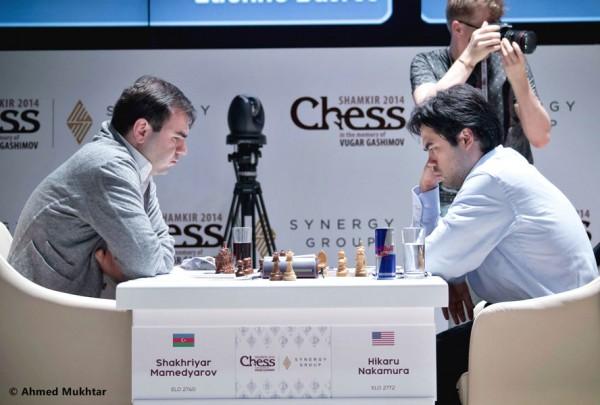bella vittoria di Nakamura contro Mamedyarov