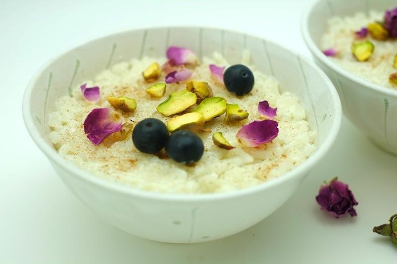 Bulgarian Rice Pudding 2