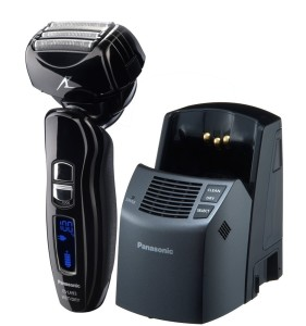 Panasonic ES LA93 K Arc 4 electric shaver and dock 281x300